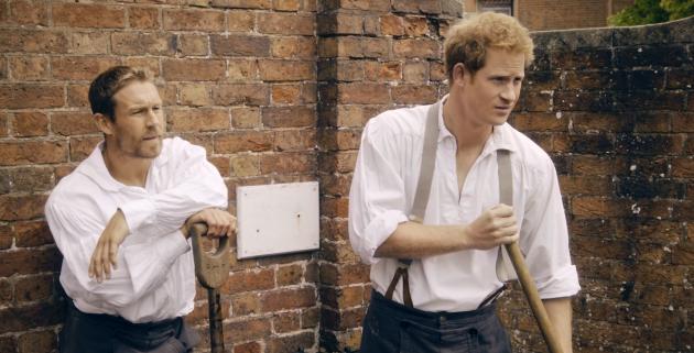 Jonny Wilkinson & Prince Harry photo